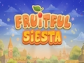 Fruitful Siesta