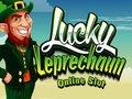 Lucky Leprechaun -Microgaming